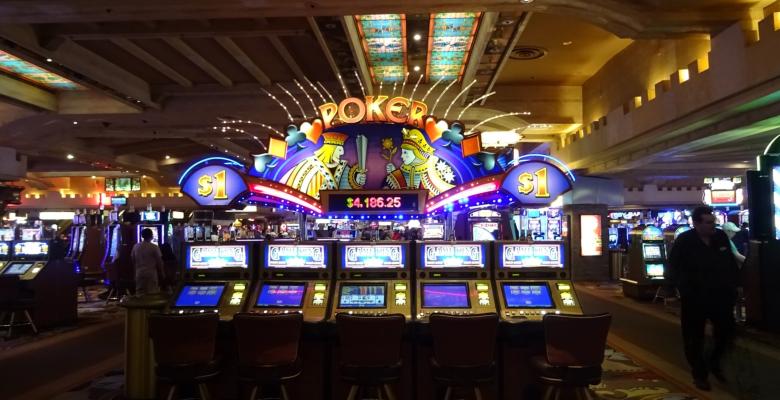 Posta bild 3 skäl till att Muzak typ musik måste spelas på kasinot lugnande - 3 Anledningar varför Muzak-typ musik måste spelas på Kasinot